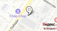 Автомойка на проспекте Победы на карте