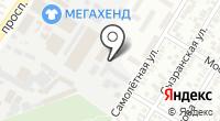 Оренбургмежрайгаз на карте
