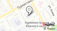 Детский сад №33 на карте