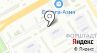 Первая на карте