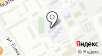 Средняя общеобразовательная школа №73 на карте