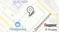 Оренбургский областной дом ребенка на карте