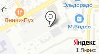 Маккаби на карте