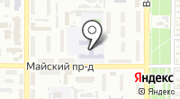 Средняя общеобразовательная школа №64 на карте