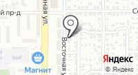 Авторынок Оренбуржья на карте