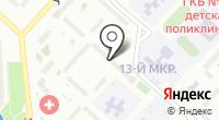 АвтоЛокейт на карте