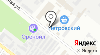 Кровля России на карте