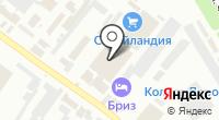 Интекрон на карте