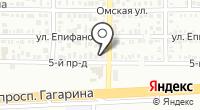 Кван на карте