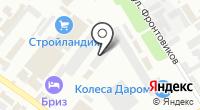 ОптТорг на карте