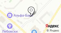 Липа на карте