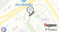 Звездный-2 на карте