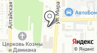 Аэродизайн на карте