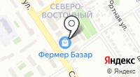 Дискавери-Тур на карте