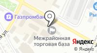 Берземлек на карте