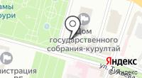 Министерство здравоохранения на карте
