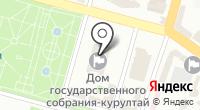Дом Государственного Собрания Республики Башкортостан на карте