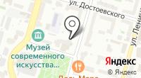 Юниаструм Банк на карте