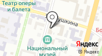 Министерство сельского хозяйства на карте