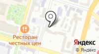 Министерство молодежной политики и спорта на карте