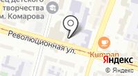 Башпромбанк на карте