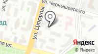 Магазин трикотажа на карте