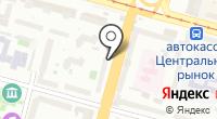 Зодчий на карте