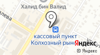 Златоград на карте