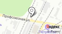 Тепло-1 на карте