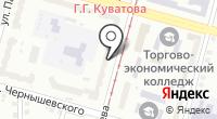 Банк Казанский на карте