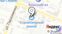 Тайкури на карте