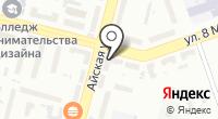 Ампир Декор на карте