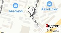 Интерколор на карте