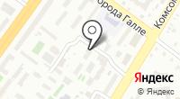 ИнтерПроф на карте