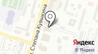 Сеть магазинов трикотажа и текстиля для дома на карте