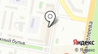 Акцент Моторс на карте