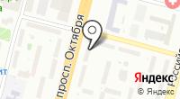 Корд на карте