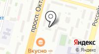 Ваз для Вас на карте