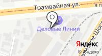 МОЯ КРЕПОСТЬ на карте
