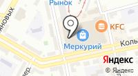 Мамуна на карте