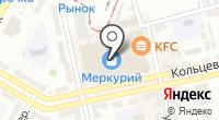Магазин белья и колготок на карте
