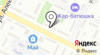 Эросеть на карте