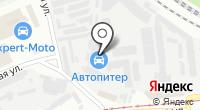 Пермская посуда на карте