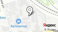 Модный хрусталь на карте