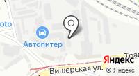 Каляка на карте