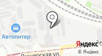 Сеть магазинов российского текстиля на карте