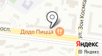 Авто-Орбита на карте