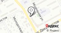 Магазин посуды и хозтоваров на карте