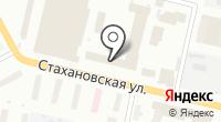 Магазин товаров смешанного типа на карте