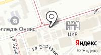 Граненыч на карте